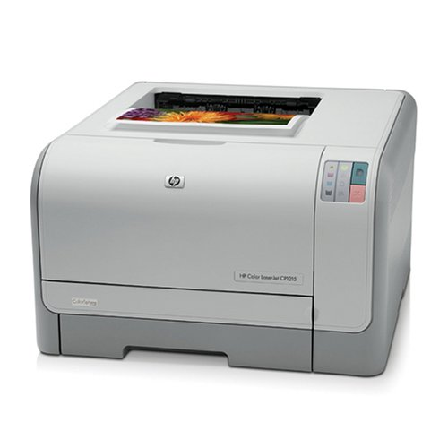 Hp Color LaserJet CP1215 Toner Dolumu